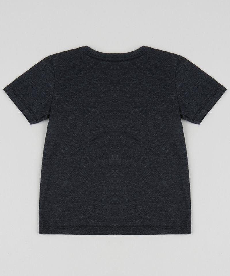 Camiseta-Infantil-Donald-Manga-Curta-Gola-Careca-Cinza-Mescla-Escuro-9956112-Cinza_Mescla_Escuro_2