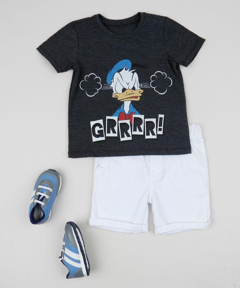 Camiseta-Infantil-Donald-Manga-Curta-Gola-Careca-Cinza-Mescla-Escuro-9956112-Cinza_Mescla_Escuro_3