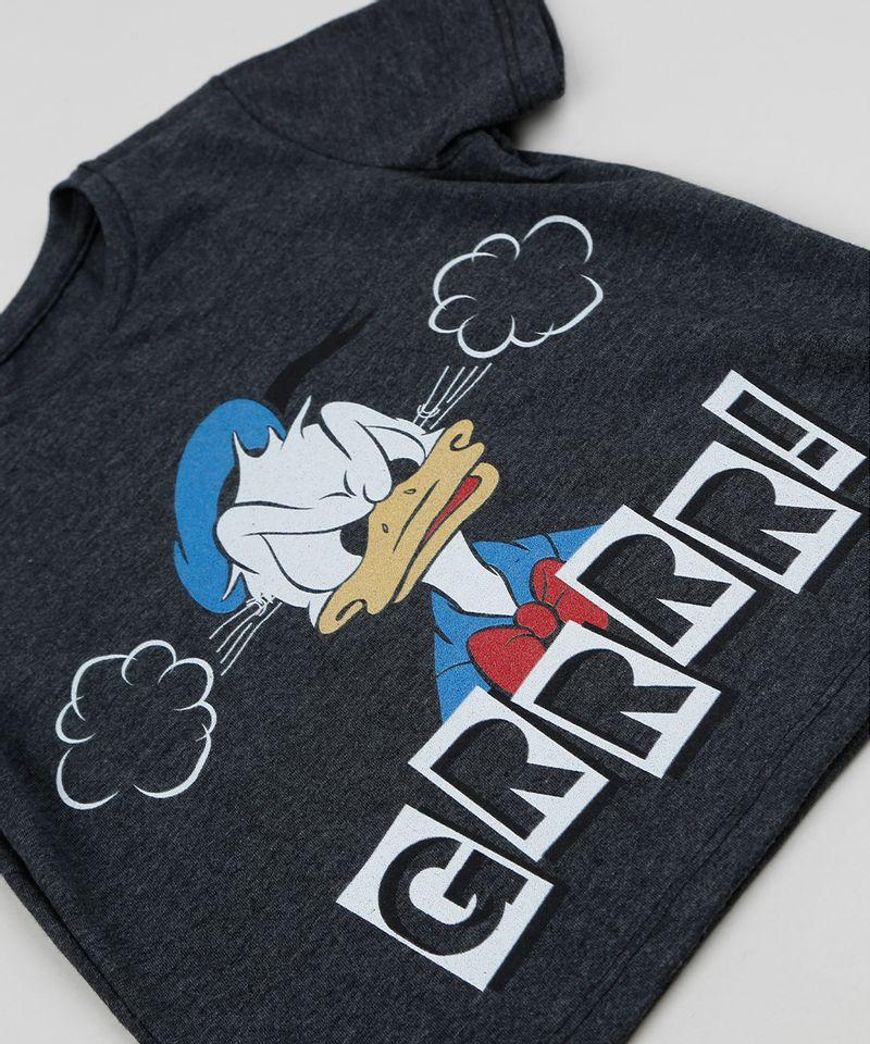 Camiseta-Infantil-Donald-Manga-Curta-Gola-Careca-Cinza-Mescla-Escuro-9956112-Cinza_Mescla_Escuro_4