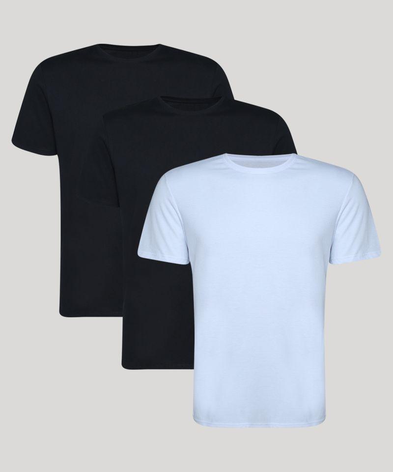 Kit-de-3-Camisetas-Masculinas-Basicas-Manga-Curta-Multicor-9951964-Multicor_1