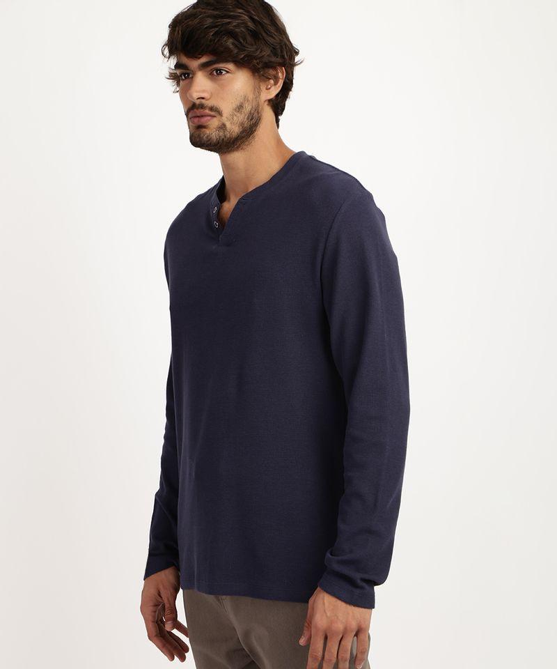 Camiseta-Masculina-Basica-Gola-Portuguesa-Manga-Longa-Azul-Marinho-9826874-Azul_Marinho_1