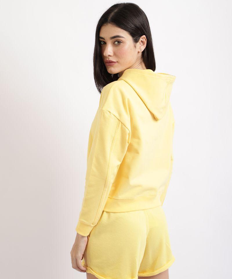 Blusao-de-Moletom-Feminino-Basico-Cropped-com-Capuz-Amarelo-9941971-Amarelo_2