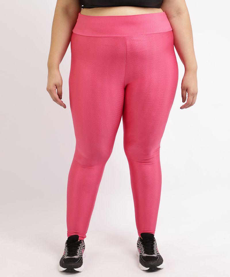 Calca-Legging-Feminina-Plus-Size-Esportiva-Ace-Texturizada-Cintura-Alta-Pink-9955133-Pink_1