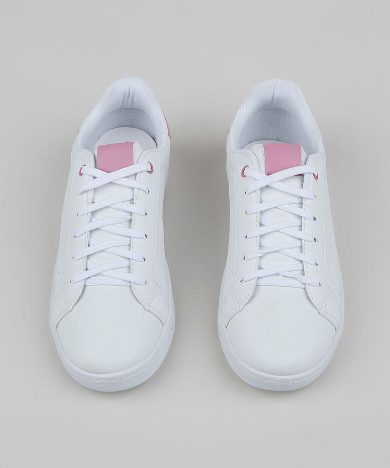 Tenis-Feminino-Oneself-com-Recorte-Contrastante-Branco-9962819-Branco_5