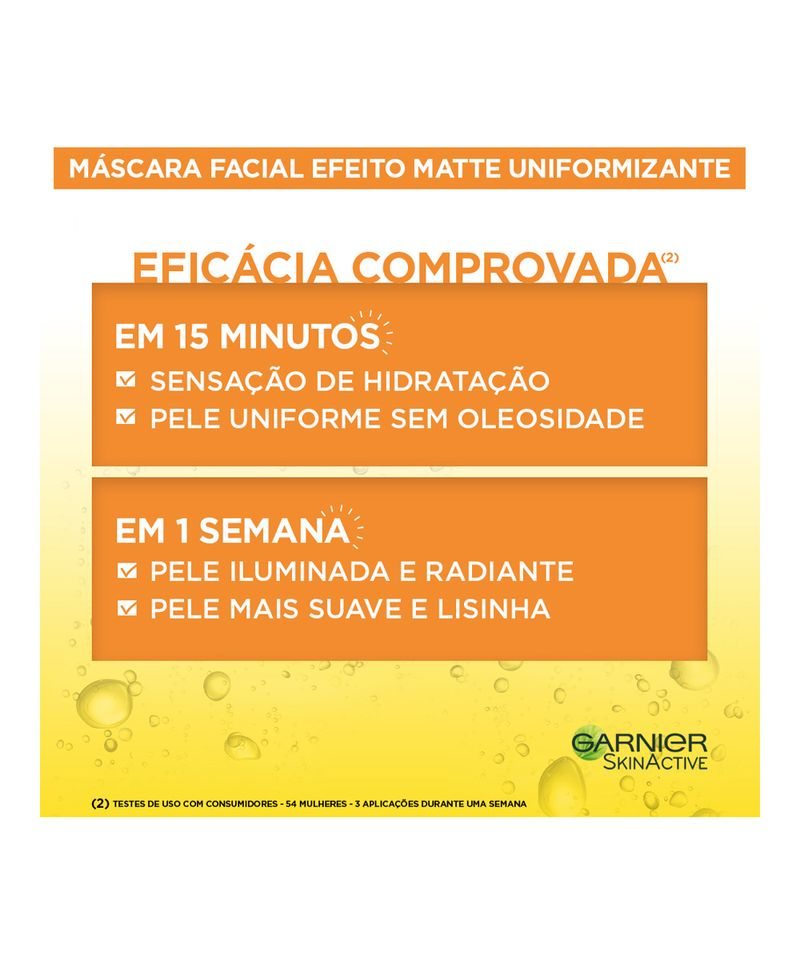 Mascara-Facial-Garnier-SkinActive-Vitamina-C-Uniform---Matte---1-Unidade-Unico-9964794-Unico_2