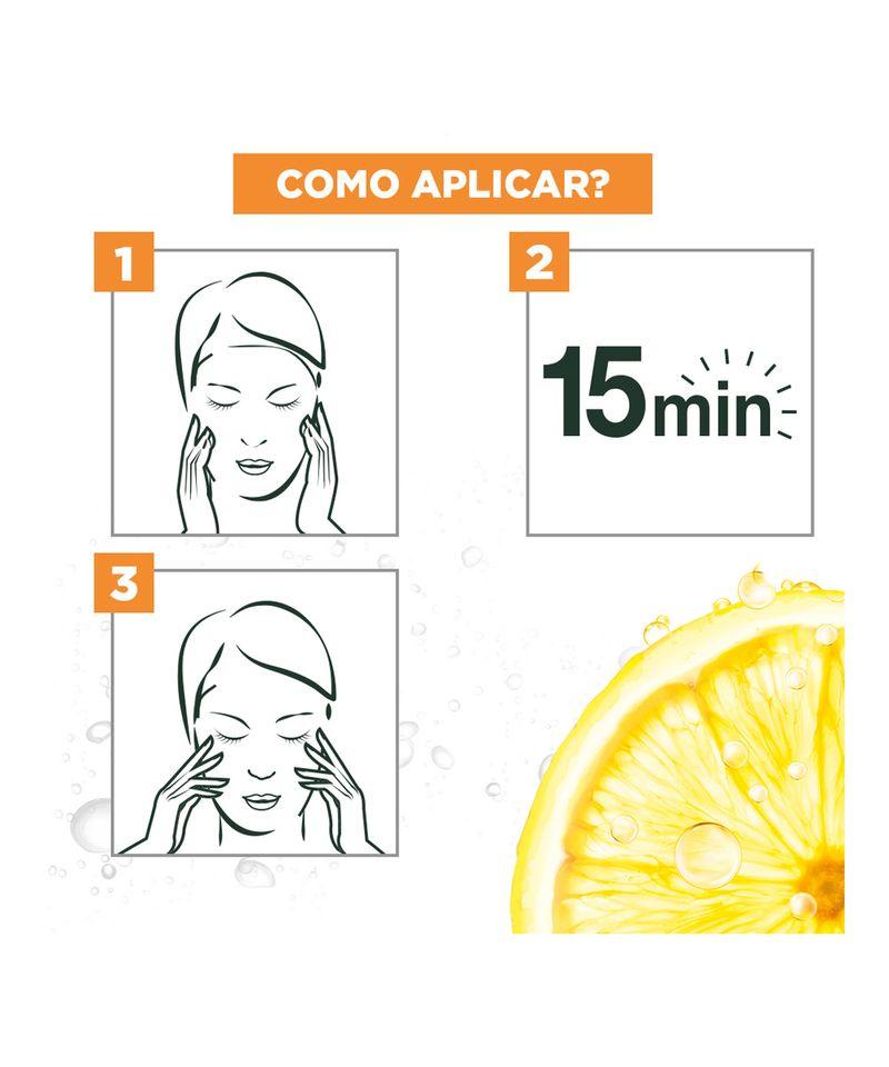 Mascara-Facial-Garnier-SkinActive-Vitamina-C-Uniform---Matte---1-Unidade-Unico-9964794-Unico_3