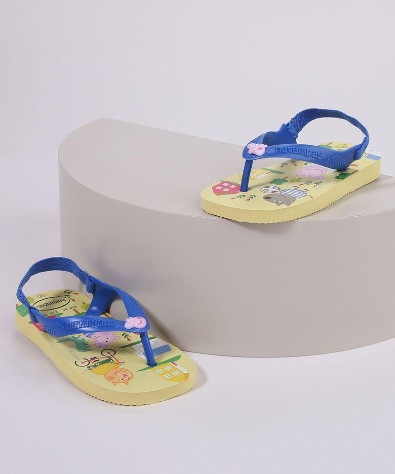 Chinelo-Havaianas-Infantil-Peppa-Pig-com-Elastico-Azul-9964354-Azul_1