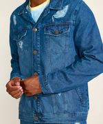 Jaqueta-Jeans-Masculina-Trucker-Destroyed--The-Future-is-Ours--com-Certificacao-C2C™-Azul-Medio-9957128-Azul_Medio_4