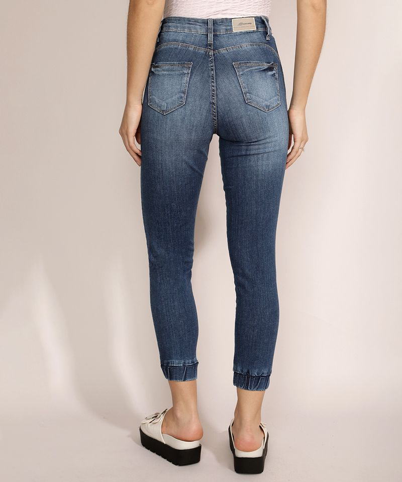 Calca-Jeans-Feminina-Sawary-Lipo-Jogger-Cintura-Alta--Azul-Escuro-9969406-Azul_Escuro_2