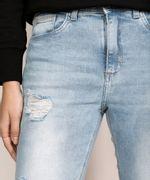 Calca-Jeans-Feminina-Jogger-Skinny-Destroyed-Cintura-Media-Azul-Claro-9964633-Azul_Claro_4