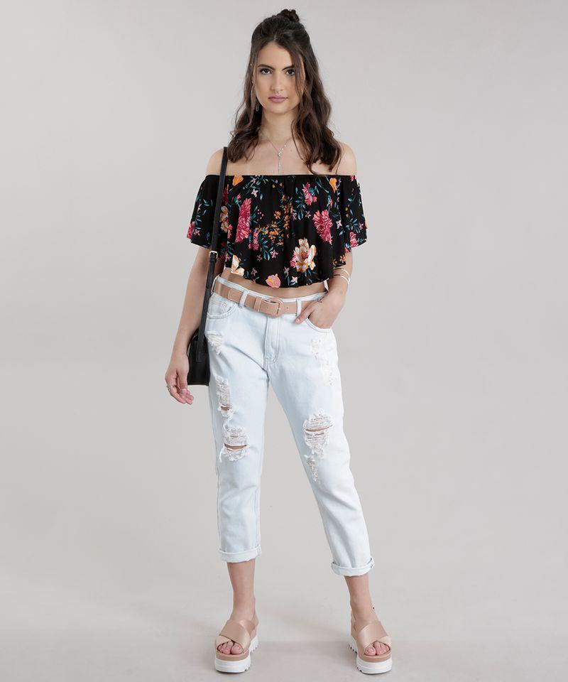 Blusa-Cropped-Ombro-a-Ombro-Estampado-Floral-Preta-8762121-Preto_3