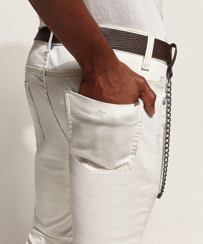 Calca-Jeans-Masculina-Super-Skinny-Destroyed-com-Cinto-e-Corrente-Azul-Claro-9966119-Azul_Claro_5