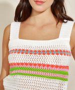 Regata-de-Croche-Feminina-Mindset-com-Listras-Alca-Larga-Decote-Reto-Off-White-9975471-Off_White_4