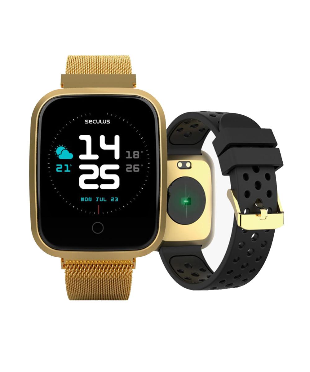 Relógio smartwatch - Seculus