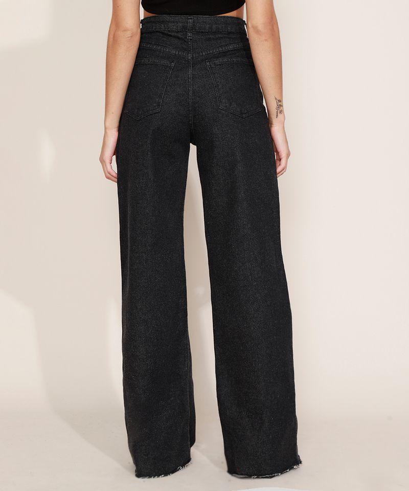 Calca-Jeans-Feminina-Mindset-Wide-Reta-Cintura-Super-Alta-Preta-9980412-Preto_2