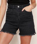 Short-Jeans-Feminino-Mindset-Cintura-Super-Alta-com-Barra-Desfiada-Preto-9980415-Preto_1