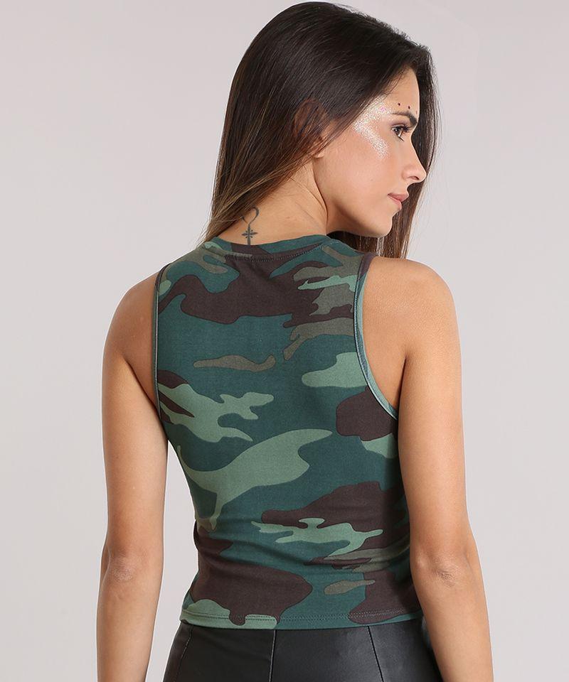 Regata-Cropped-Carnaval--Army--Estampada-Camuflada-Verde-Militar-8948145-Verde_Militar_2