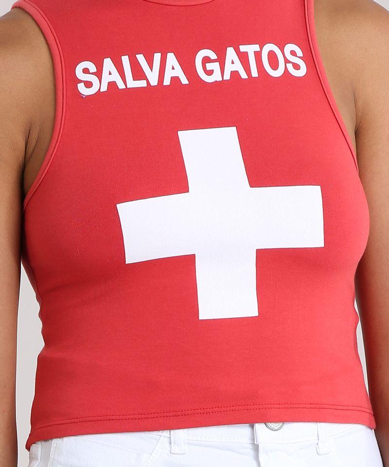 Regata-Cropped-Carnaval--Salva-Gatos--Vermelha-8948272-Vermelho_4