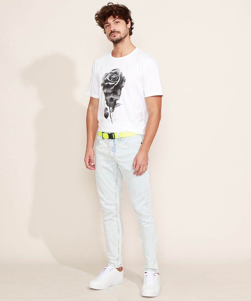 Calca-Jeans-Masculina-Super-Skinny-com-Cinto-Jeans-Claro-9966118-Jeans_Claro_3