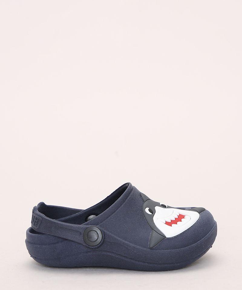 Babuche-Infantil-LueLua-Tubarao-Azul-Marinho-9974382-Azul_Marinho_2