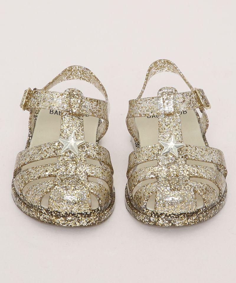 Sandalia-Infantil-de-Tiras-com-Glitter-Dourada-9973049-Dourado_5