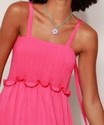 Vestido-Feminino-Midi-com-Lastex-Alca-Fina-de-Amarrar-Pink-9974789-Pink_6