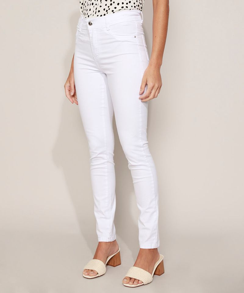 Calca-de-Sarja-Feminina-Sawary-Cigarrete-Cintura-Super-Alta-Off-White-9983731-Off_White_5