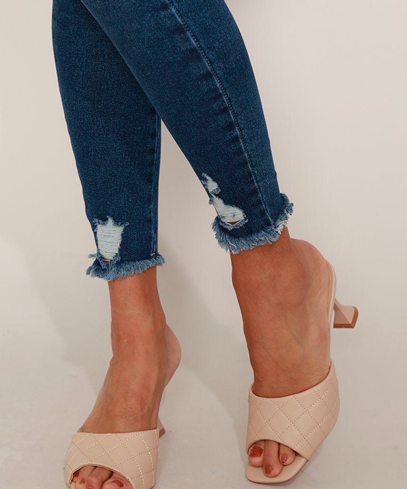 Calca-Jeans-Feminina-Sawary-Cigarrete-Push-Up-Super-Lipo-Cintura-Alta-Destroyed-Azul-Escuro-9980183-Azul_Escuro_5