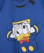 Conjunto-Infantil-de-Camiseta-Pato-Donald-Azul---Bermuda--Cinza-Mescla-Claro-9963492-Cinza_Mescla_Claro_2