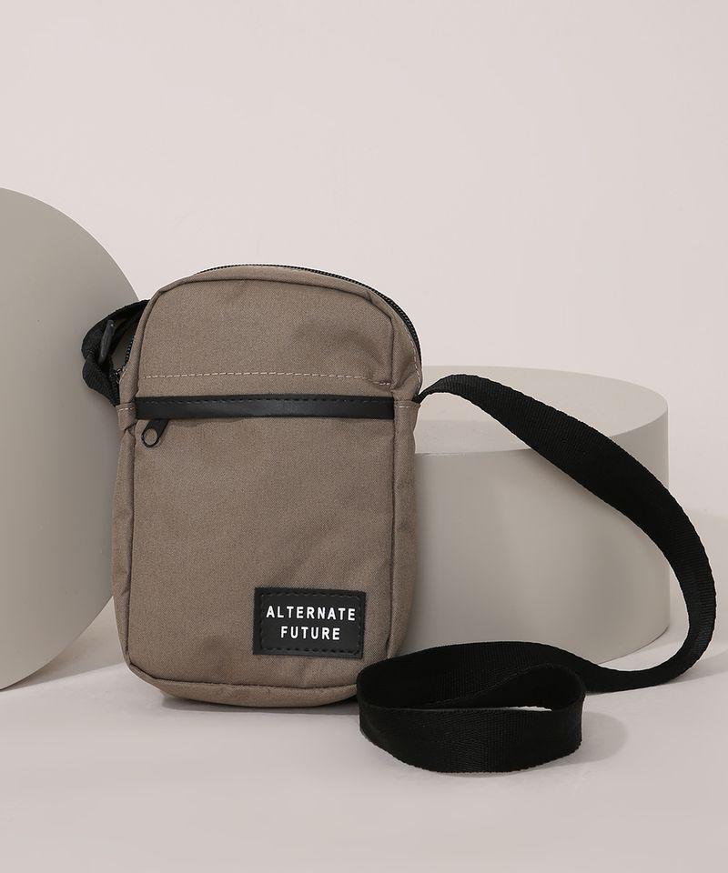 Bolsa-Shoulder-Bag-Masculina-Transversal-Pequena-com-Bolso-Verde-Militar-9946700-Verde_Militar_2