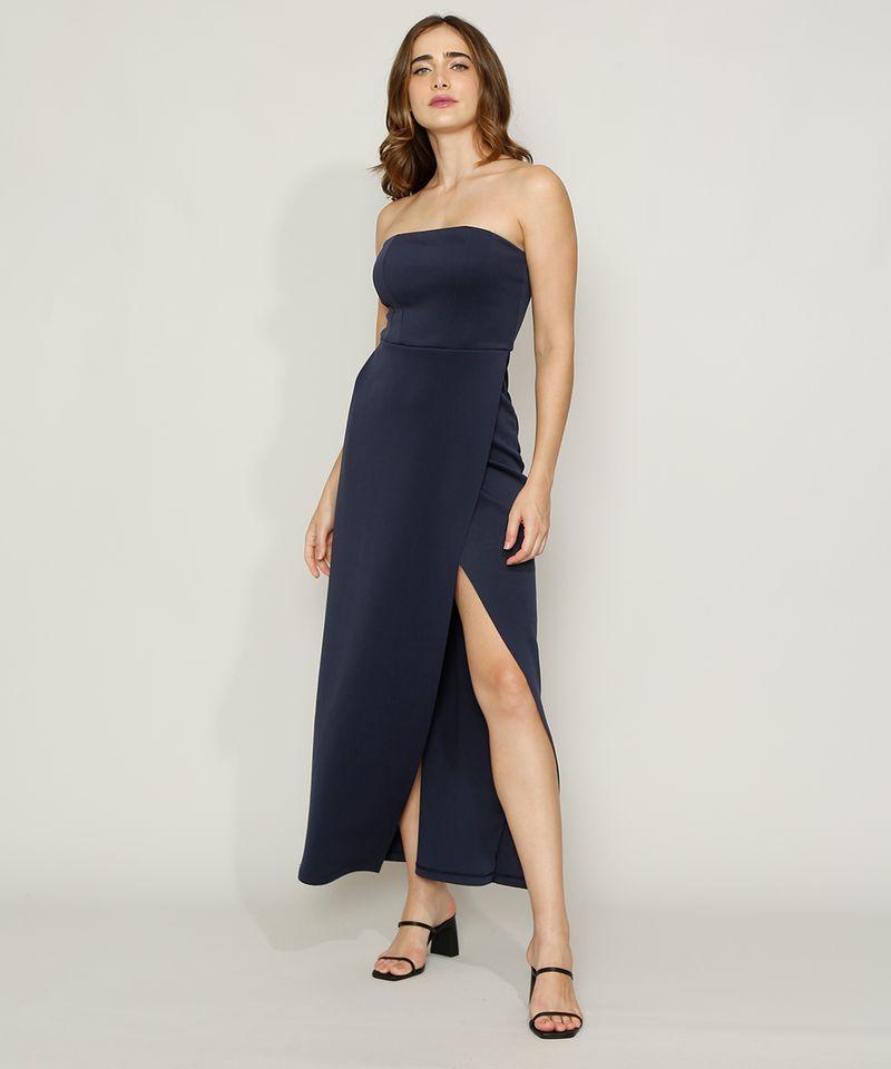 Vestido-Feminino-Mindset-Longo-Tomara-que-Caia-com-Transpasse-e-Fenda-Azul-Escuro-9984327-Azul_Escuro_3