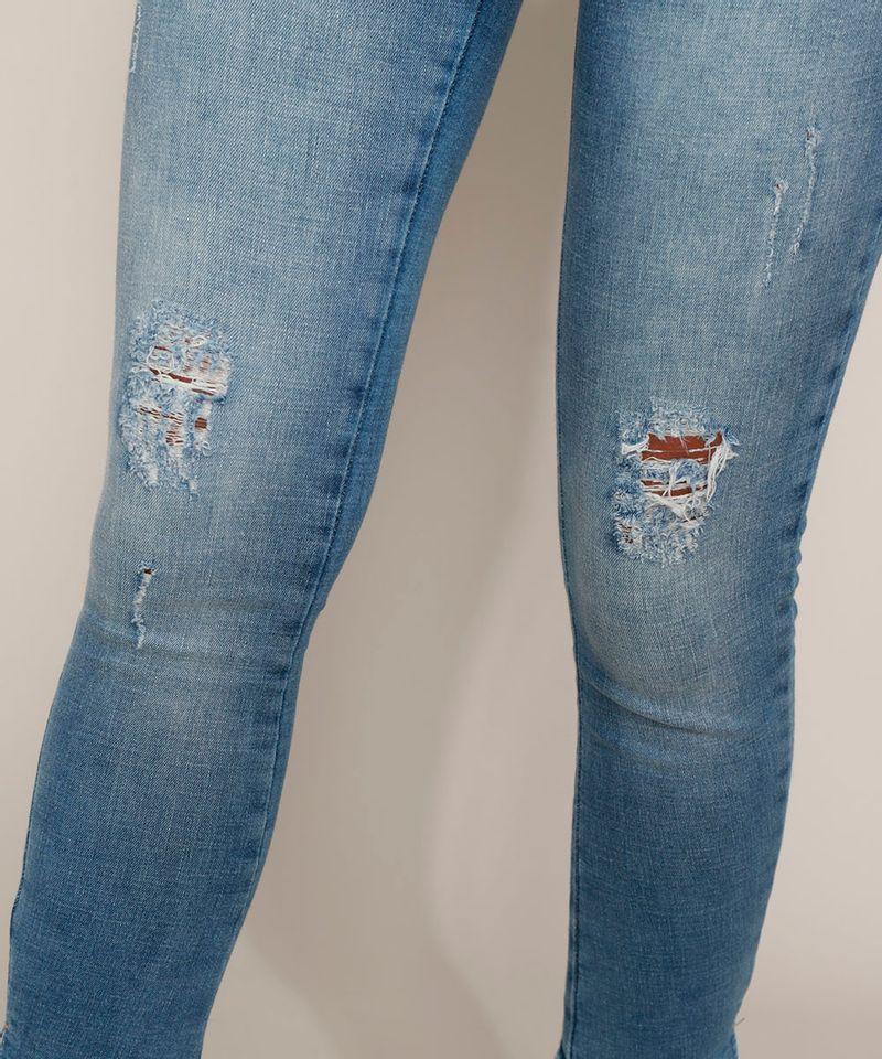 Calca-Jeans-Feminina-Sawary-Cigarrete-Push-Up-Super-Lipo-Cintura-Alta-com-Rasgos-Azul-Medio-9980181-Azul_Medio_5