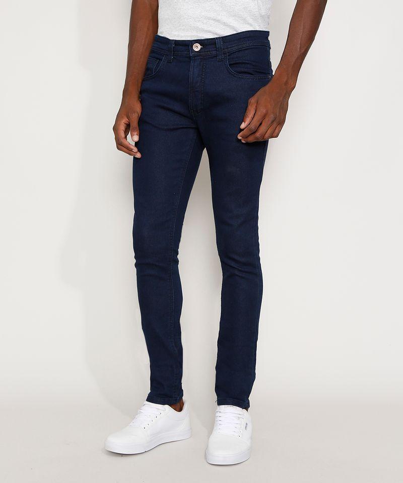 Calca-Jeans-de-Moletom-Masculina-Skinny-Azul-Escuro-9981277-Azul_Escuro_1
