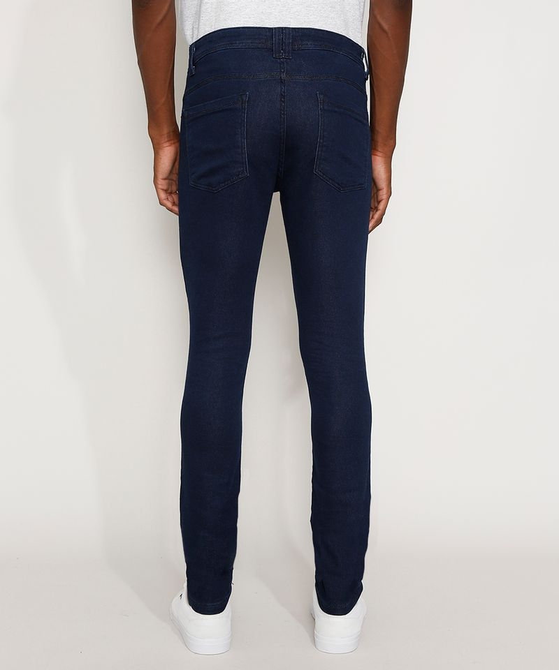Calca-Jeans-de-Moletom-Masculina-Skinny-Azul-Escuro-9981277-Azul_Escuro_2