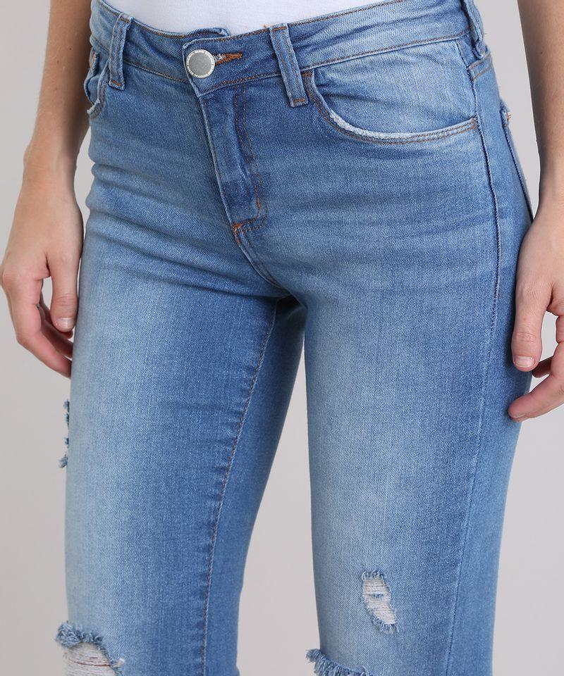 Calca-Jeans-Cigarrete-Destroyed-Azul-Medio-8633563-Azul_Medio_4