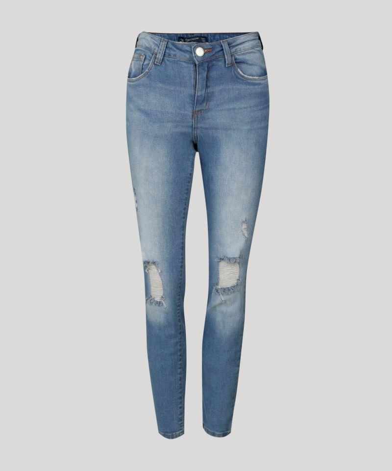 Calca-Jeans-Cigarrete-Destroyed-Azul-Medio-8633563-Azul_Medio_5