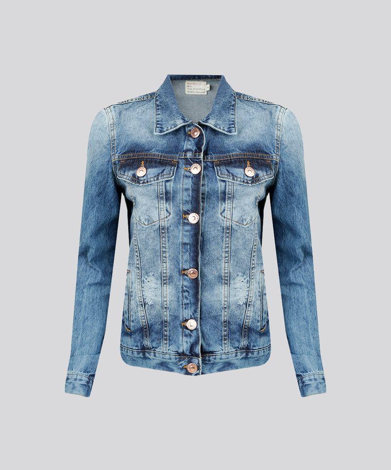 Jaqueta-Jeans-Feminina-Destroyed-Manga-Longa-Azul-Medio-9031178-Azul_Medio_5