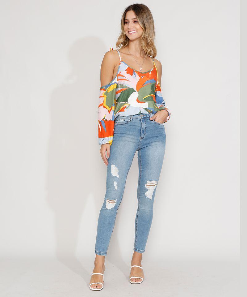 Calca-Jeans-Feminina-Super-Skinny-Cintura-Alta-Destroyed-Azul-Claro-9977338-Azul_Claro_3