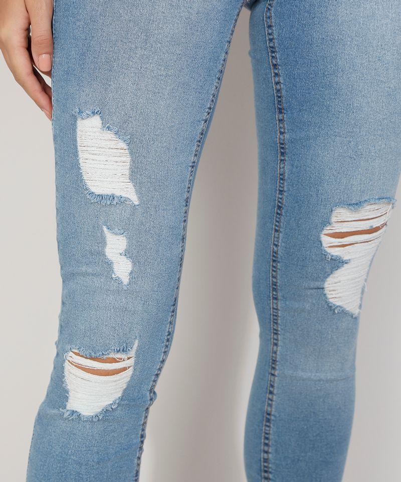 Calca-Jeans-Feminina-Super-Skinny-Cintura-Alta-Destroyed-Azul-Claro-9977338-Azul_Claro_5