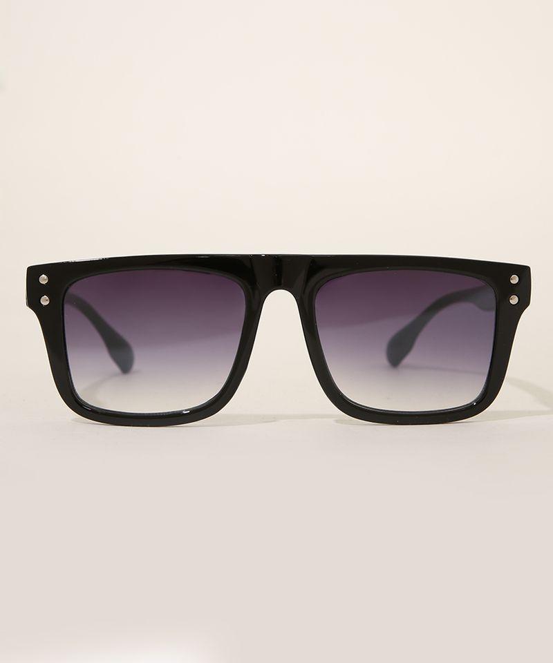 Oculos-de-Sol-Feminino-Quadrado-Oneself-Preto-9982764-Preto_1