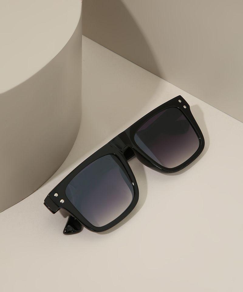 Oculos-de-Sol-Feminino-Quadrado-Oneself-Preto-9982764-Preto_2