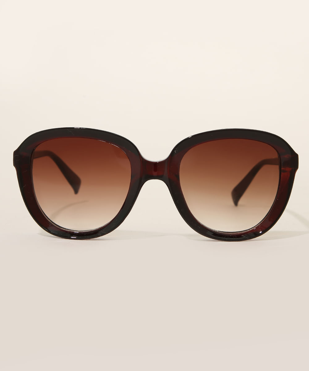 Óculos de sol redondo - Oneself