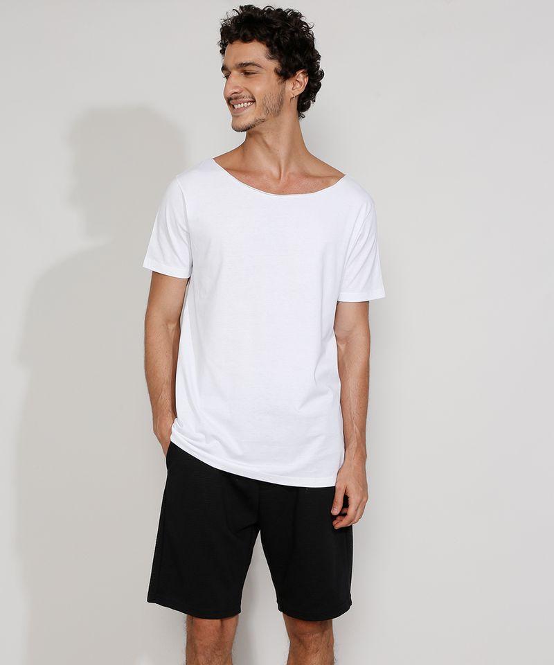 Camiseta-Masculina-Manga-Curta-Basica-Longa-Gola-Canoa-Branca-9985966-Branco_3