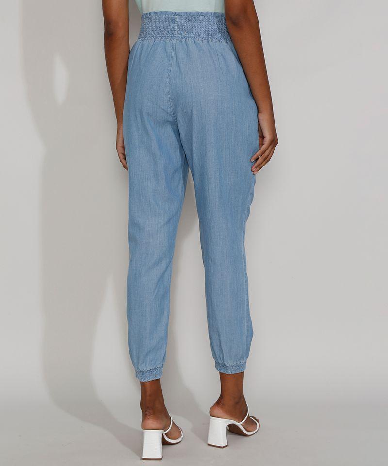 Calca-Jeans-Feminina-Cintura-Alta-Jogger-Clochard-Azul-Claro-9981728-Azul_Claro_2