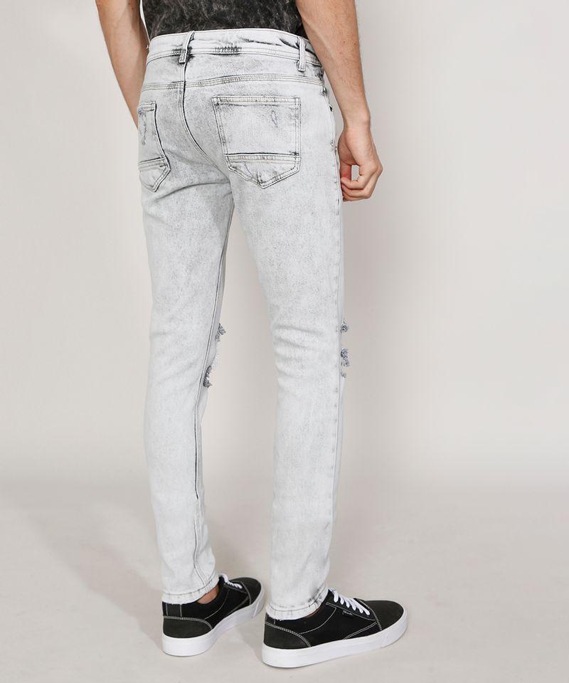 Calca-Jeans-Masculina-Skinny-Destroyed-Marmorizada-Cinza-Claro-9981194-Cinza_Claro_4