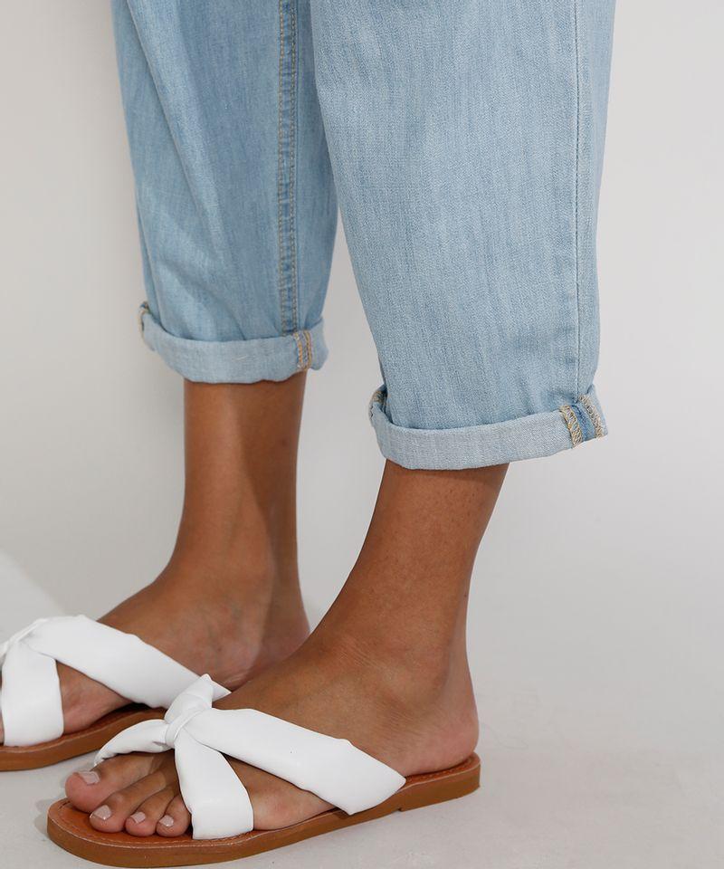 Calca-Jeans-Feminina-Cintura-Alta-Clochard-Azul-Medio-9982172-Azul_Medio_5