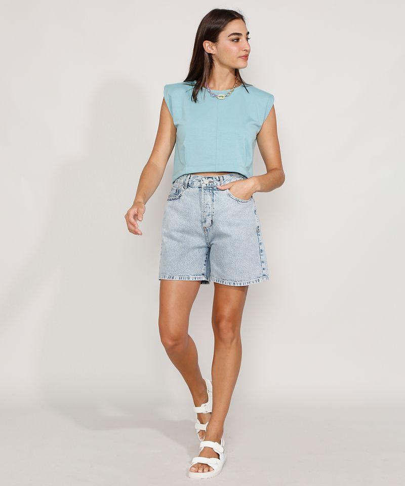 Bermuda-Jeans-Feminina-Cintura-Super-Alta-Marmorizada-Azul-Claro-9982414-Azul_Claro_3