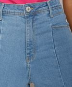 Calca-Jeans-Feminina-Cigarrete-Cintura-Super-Alta-com-Fenda-Azul-Medio-9986305-Azul_Medio_4