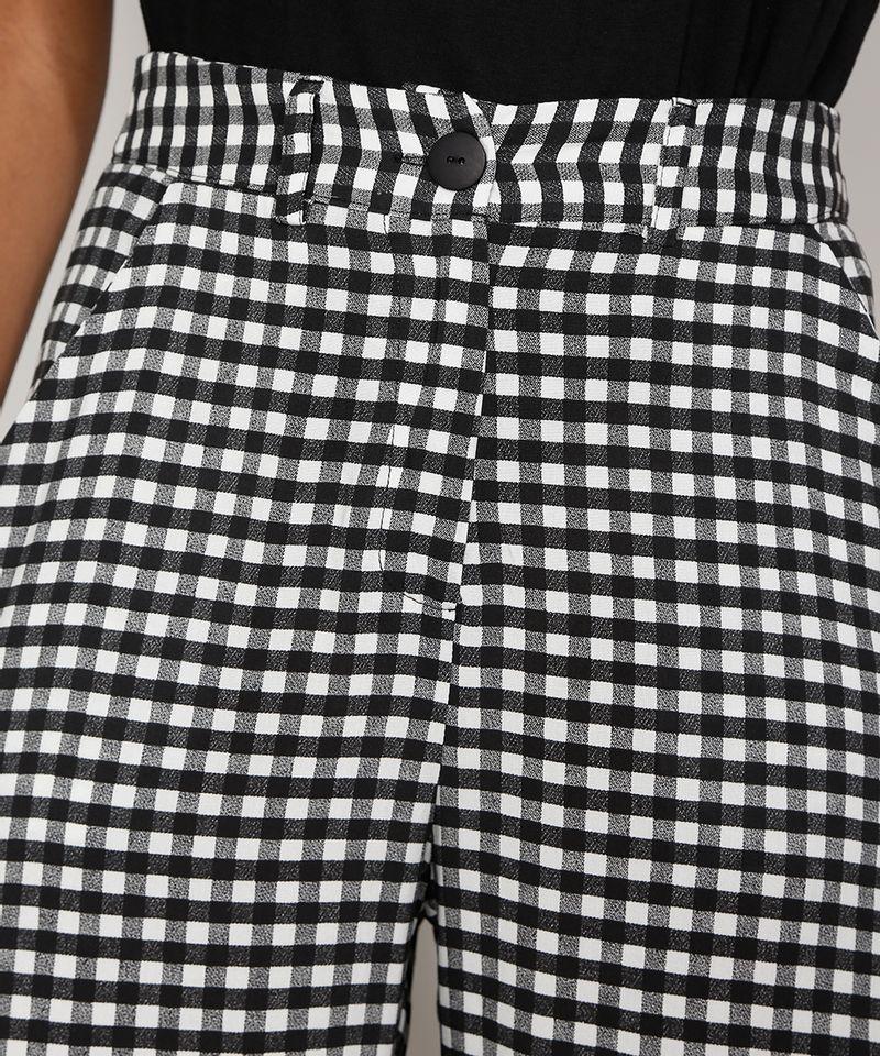 Calca-Feminina-Pantalona-Wide-Cintura-Super-Alta-Alfaiataria-Estampada-Xadrez-Vichy-Preta-9984272-Preto_6