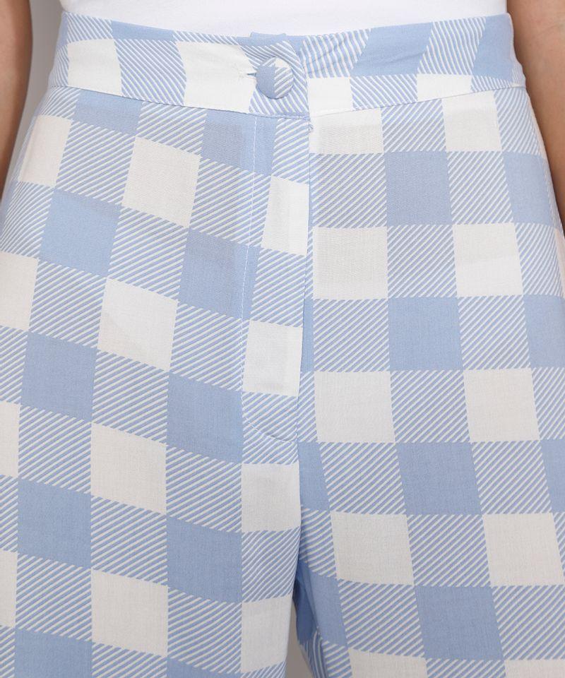 Calca-Feminina-Reta-Cintura-Super-Alta-Estampada-Xadrez-Vichy-Azul-9986309-Azul_6